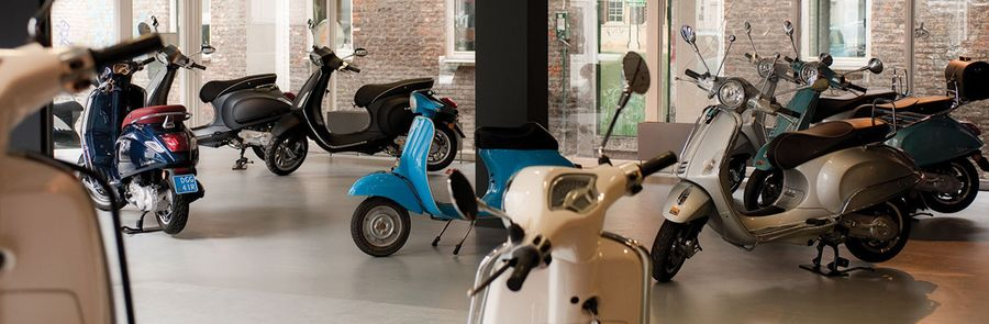 Vespa package at Hotel Mabi